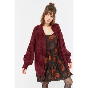 Urban Outfitters Truly Madly Deeply Ava Cardigan